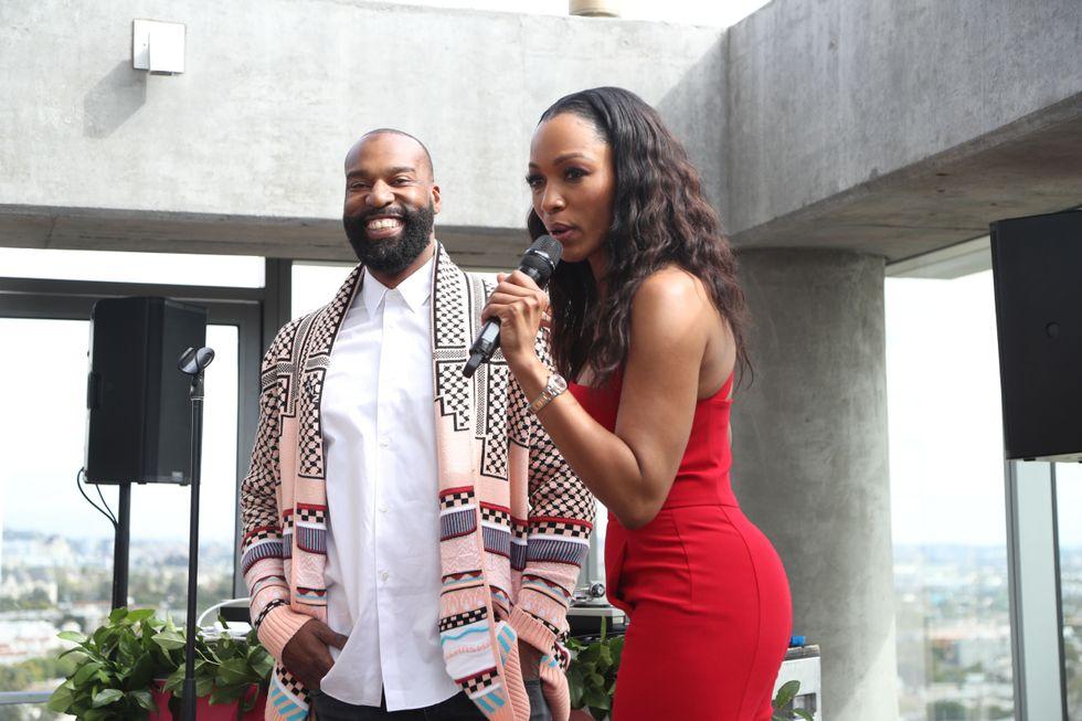 Former NBA All-Star Baron Davis Wants Athletes To Think 'BIG'