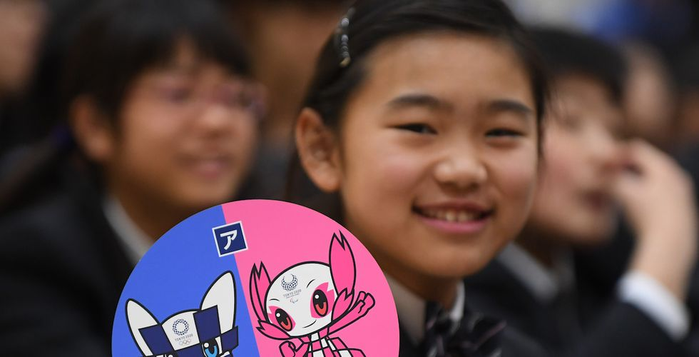 Say Hello To The Wonderfully Weird Mascots Of The 2020 Tokyo Summer Games