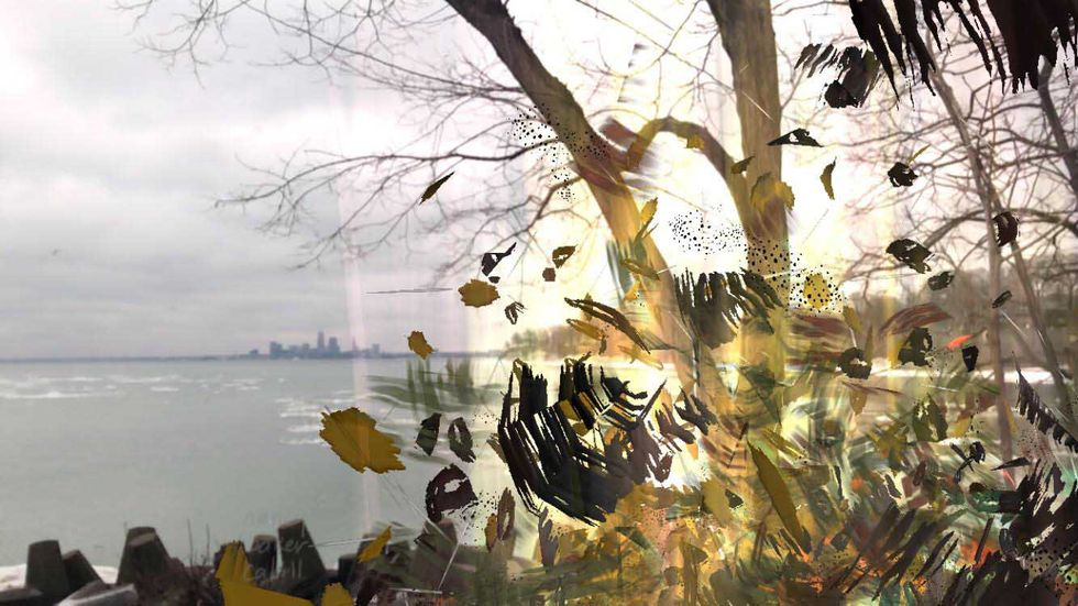 These Augmented Reality Sculptures Make Any Environment An Art Installation