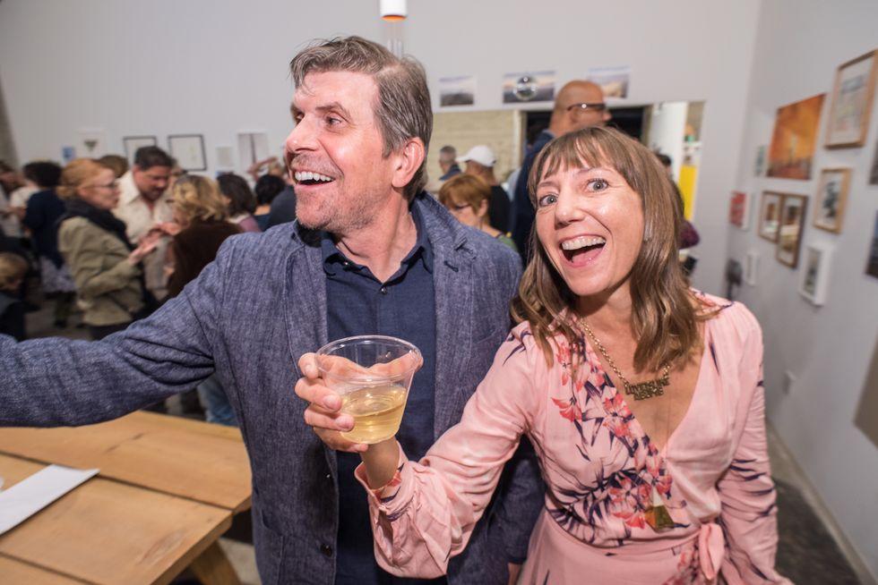 The Curatorial Hub Helps Artists Get Their Fair Share