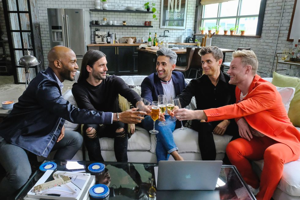What's Up With All The Consumerism In 'Queer Eye'?
