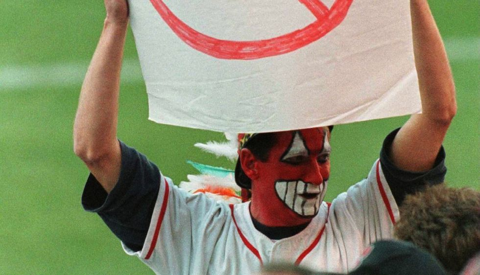 The Baseball Hall Of Fame Eliminated Cleveland's Racist Mascot Before The Team Did