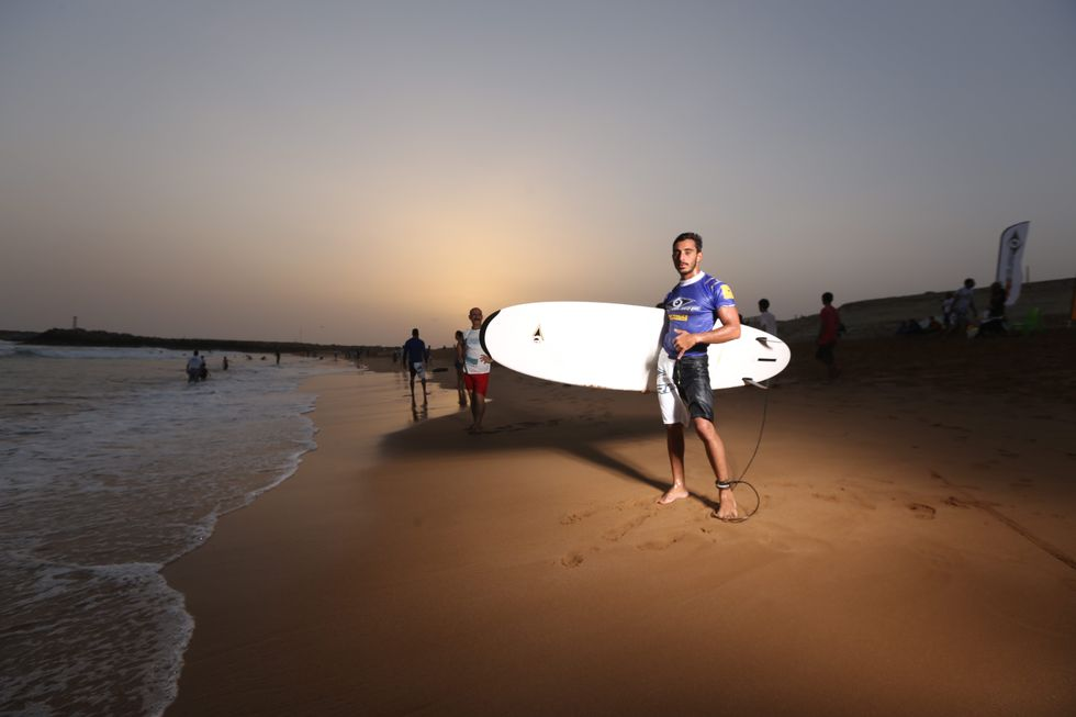 Iranian Surf Culture Is Starting To Swell As People Take To The Waves