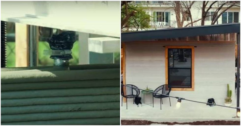 The Vulcan 3D Printer Can Create A House In Just 48 Hours