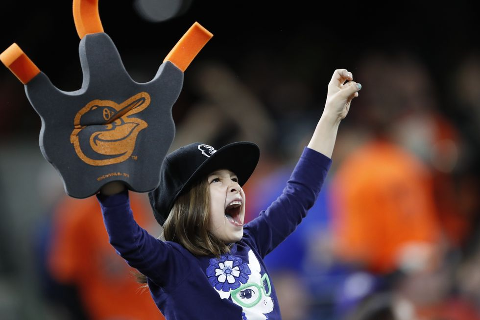 Every Sports Team Should Do What The Baltimore Orioles Just Did For Kids