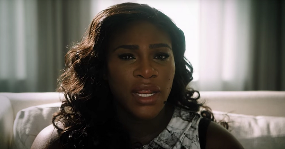 The Trailer For Serena Williams' New HBO Documentary Series Might Give You Goosebumps