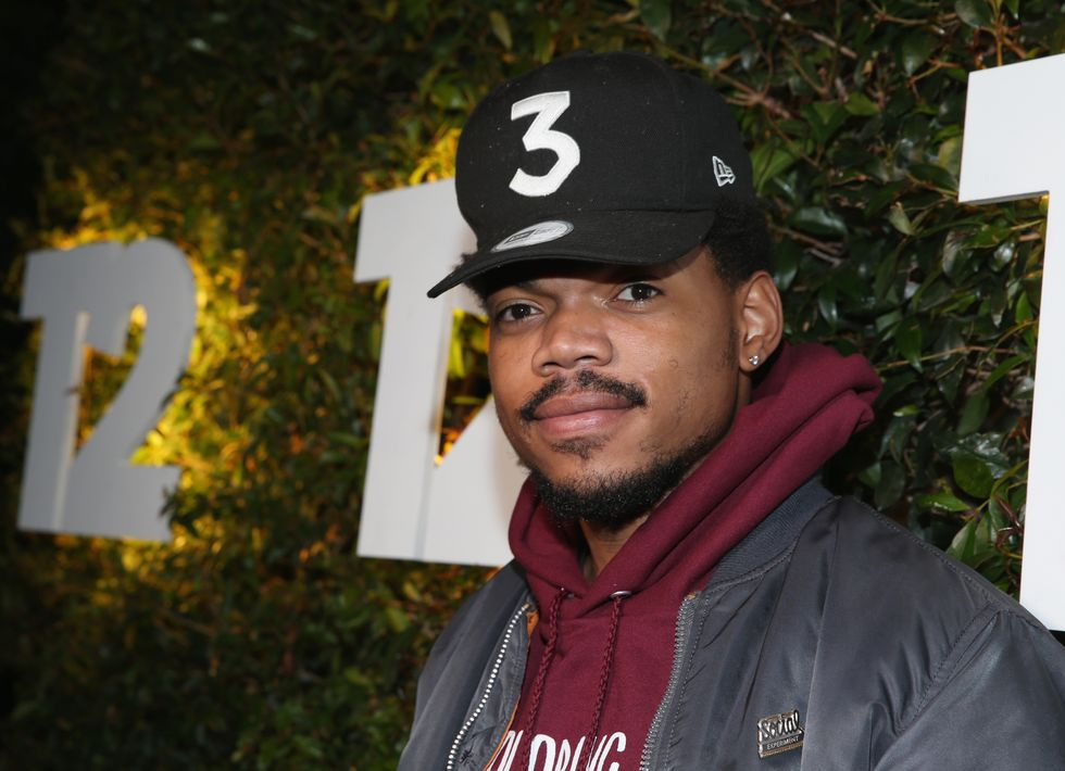 Chance The Rapper Made An Important Point About Racist Advertising After This Beer Company's Awful Ad