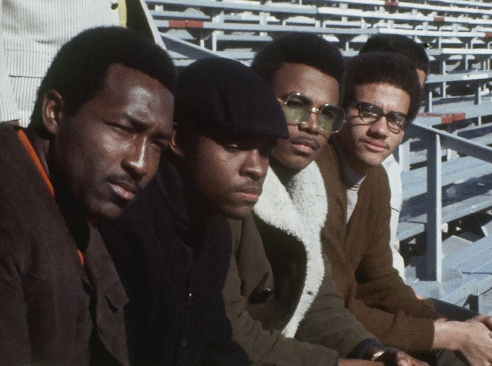 New 'Black 14' Documentary Reveals Unsung Civil Rights Sports Heroes