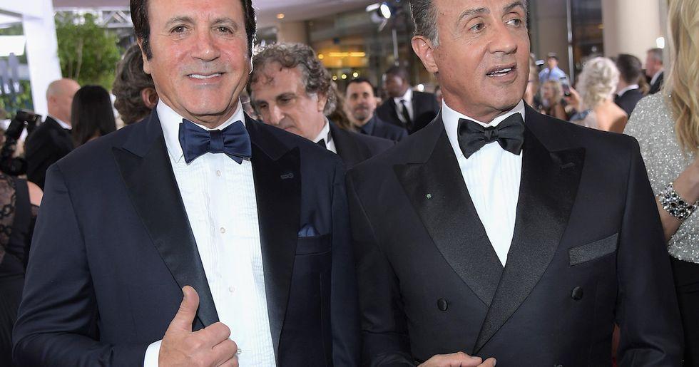 Frank Stallone Apologizes For His Violent Tweet Mocking Parkland Survivor David Hogg