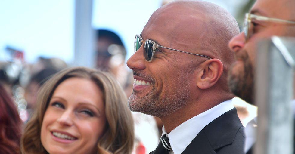Dwayne 'The Rock' Johnson Reveals His Crush On Frances McDormand