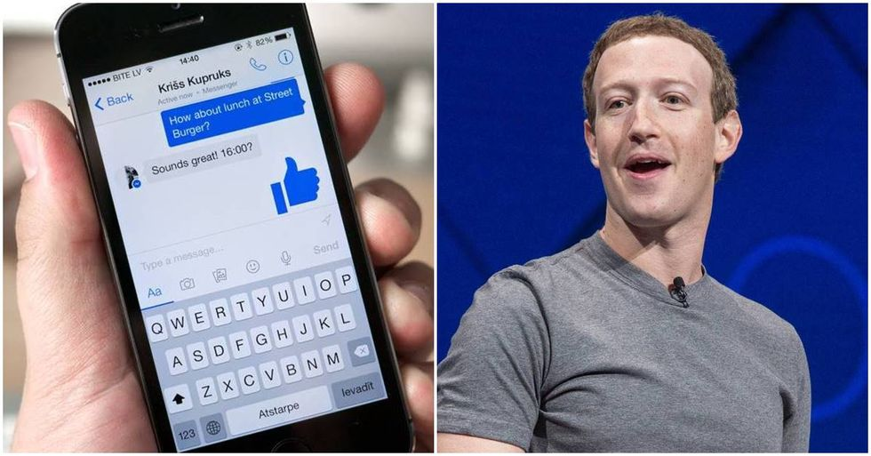 Facebook Admits To Monitoring Messenger App Conversations