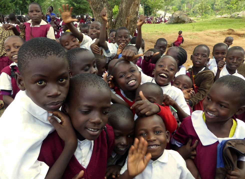 This Inspiring Project Aims To Bring Clean Water To A Million Kids In Kenya
