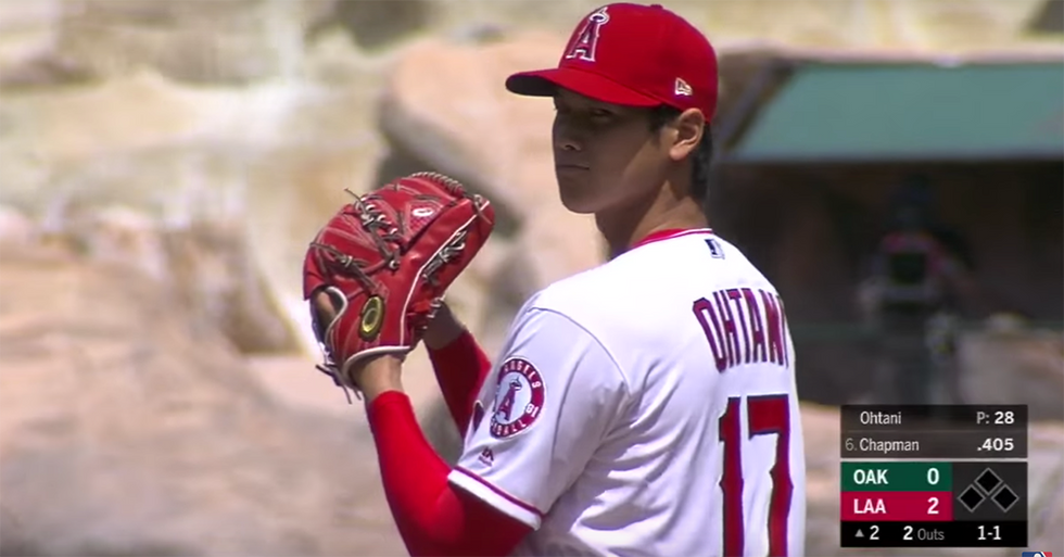Japanese-born MLB Rookie Is Finding Success Pitching And Hitting Like No Other Player