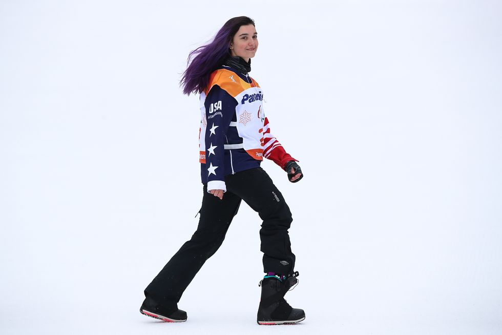 This Paralympics Snowboarding Champion Is Using Her Gold Medals To Change The Conversation About Disabled People