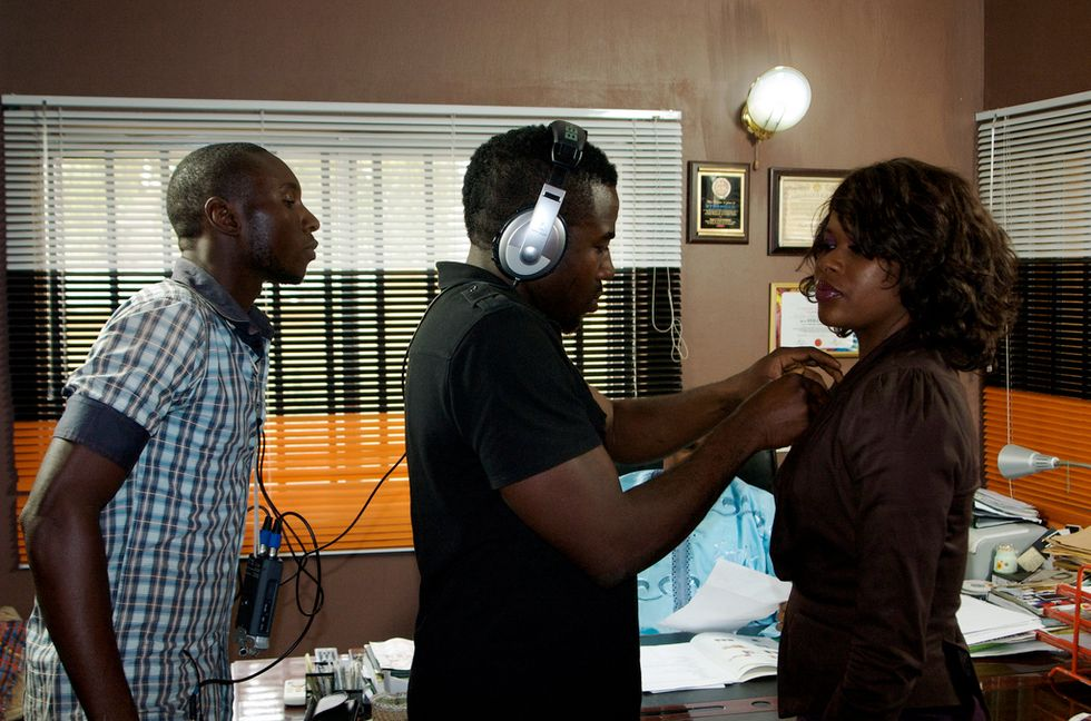 Welcome To Nollywood, Nigeria's Booming Movie Industry