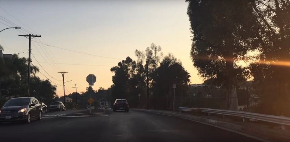 Navigation Apps Turned One Of L.A.'s Steepest Streets Into One Of Its Most Dangerous