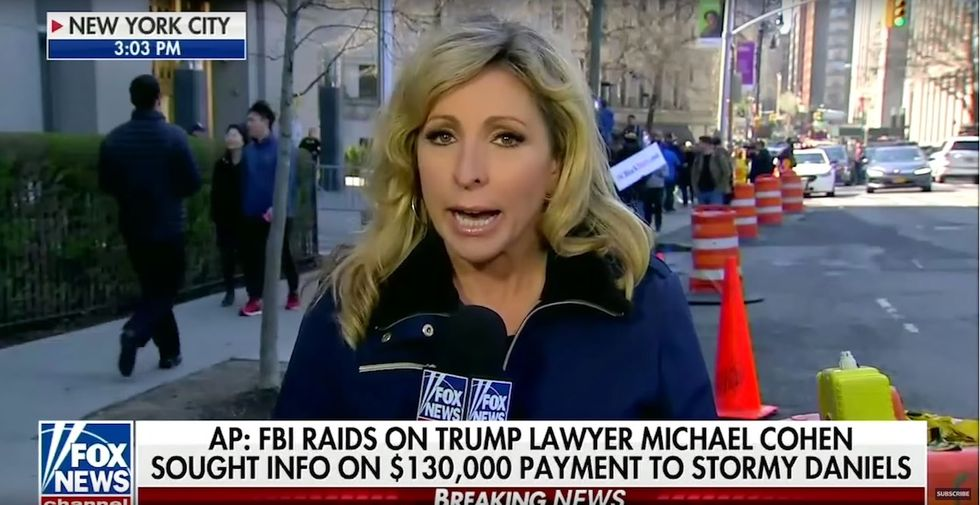 Fox News Reacts To The Revelation That Michael Cohen Is Sean Hannity's Lawyer