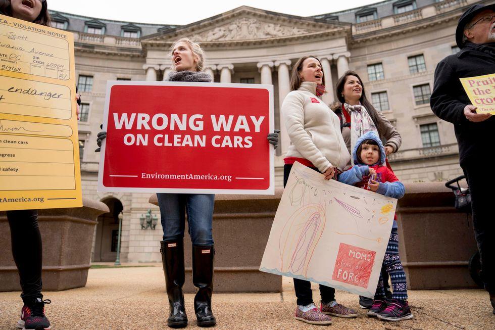 Scott Pruitt's EPA Is Broken, Here's How To Fix It