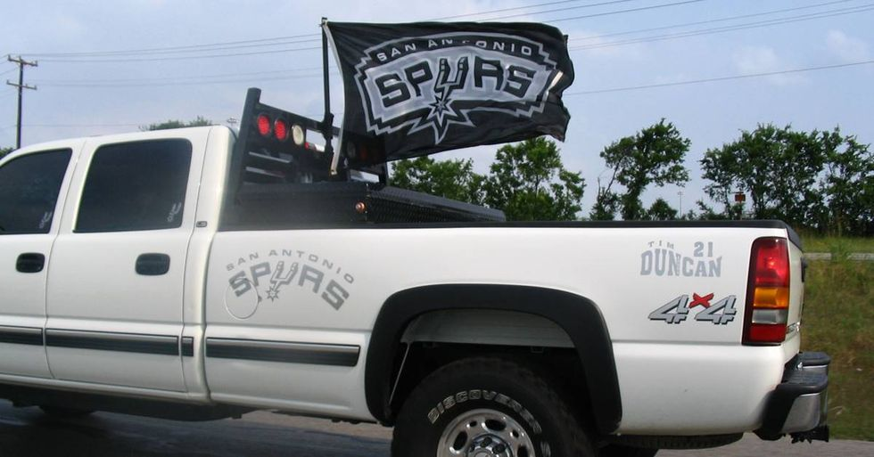 Spurs Fans Are Stuck Rooting For Their Team Or The President