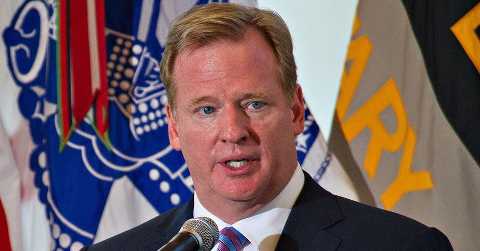 Audio Of A Confidential NFL Meeting Reveals A League Fighting Against Trump's Agenda