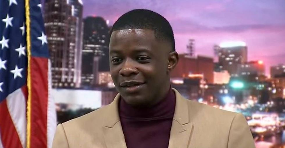 James Shaw Jr. Is Being Hailed A Hero For Stopping The Waffle House Shooter