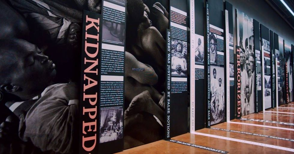 AlabamaBecomes Home To A Lynching Memorial And Racial Justice Museum