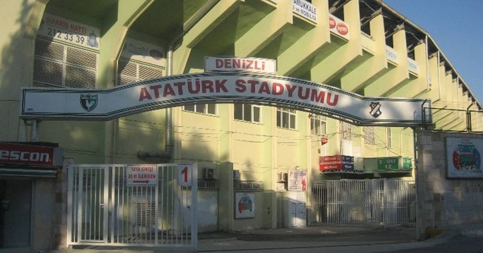 Turkish Soccer Fan Banned From Stadium Rented A Crane To Watch His Favorite Team
