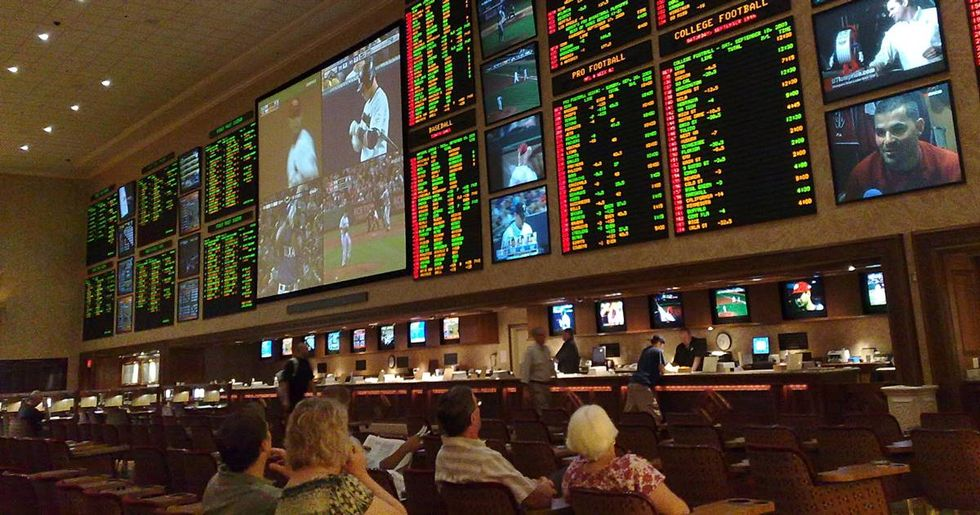 Leagues React To The Supreme Court's Decision To Legalize Sports Betting Nationwide