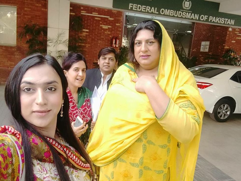 Pakistan Passes Widespread Reforms To Grant Transgender Rights