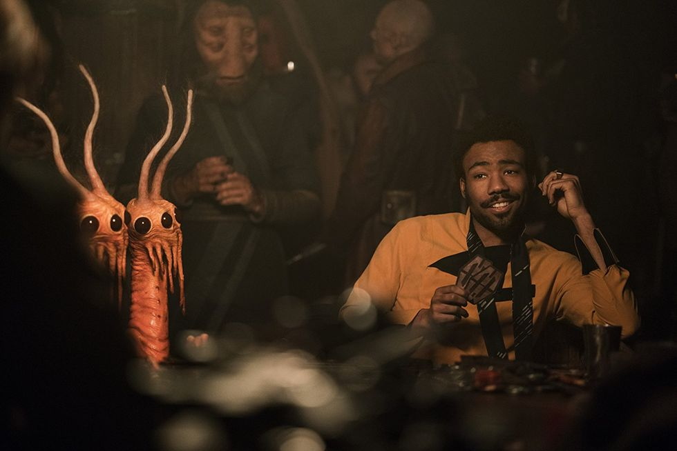 Let's Be Honest – Everyone Really Wants A Lando Movie