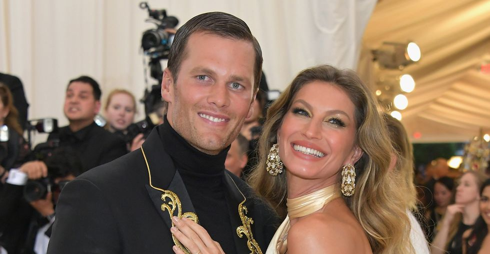 Twitter Has A Hilarious Response To Tom Brady's Met Gala Costume