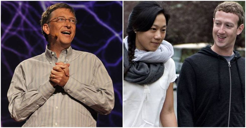 The Gates Foundation And Chan Zuckerberg Initiative Launch A Joint Venture To Improve Education