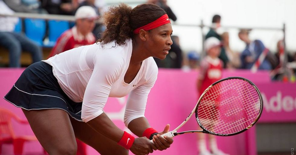 Royal Wedding Insiders Say Tennis Great Serena Williams Ran The Beer Pong Table At The After-Party