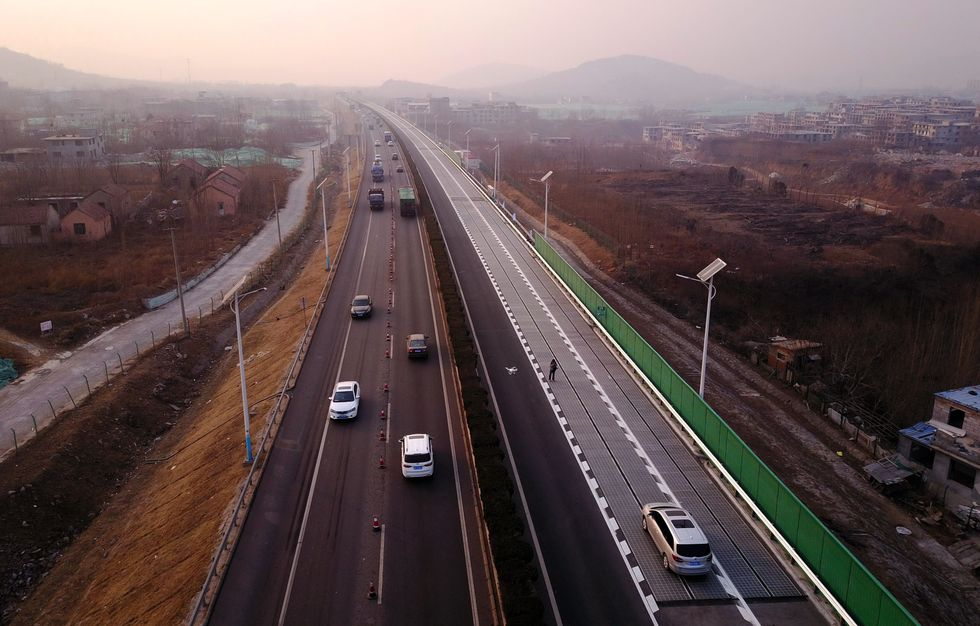 Solar Technology Can Now Power Your Roads — And Your Clothes