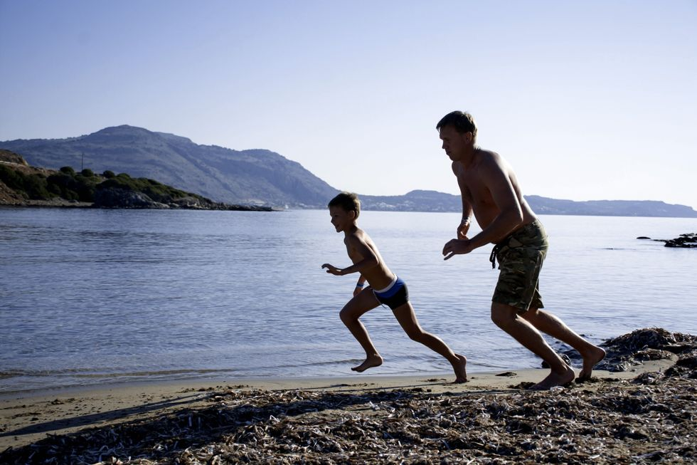 The Science Behind Why Kids Can Run Around All Day