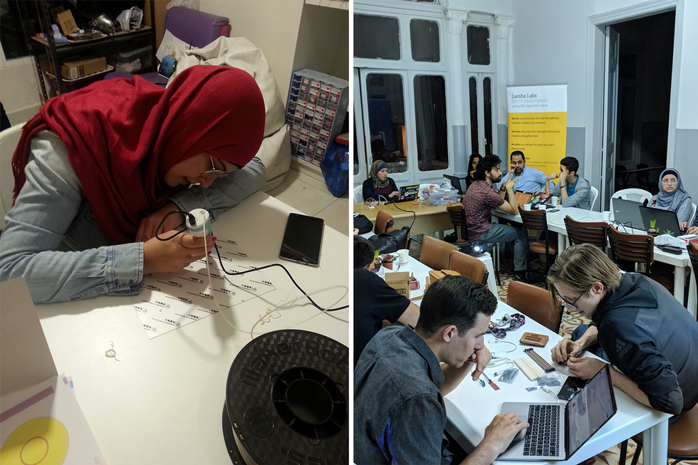 This Beirut Hackerspace Brings Tech Startup Spirit To The Middle East