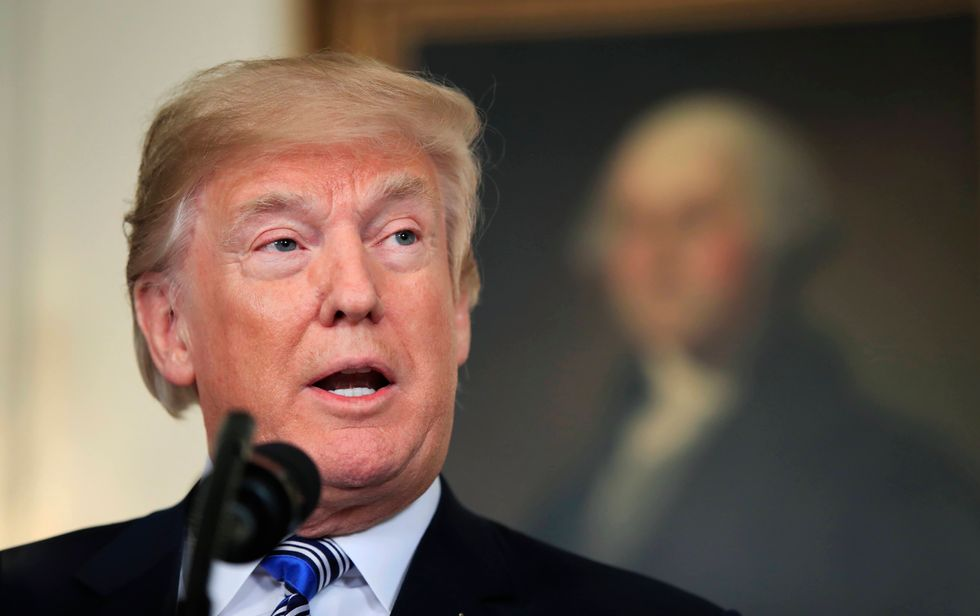 Trump's Desire To Pardon Himself Is A Move Common InAuthoritarian Regimes