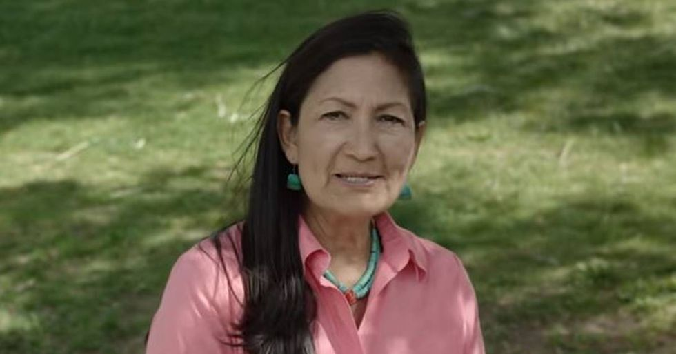 New Mexico's Deb Haaland On Track To Become The First Native American Congresswoman