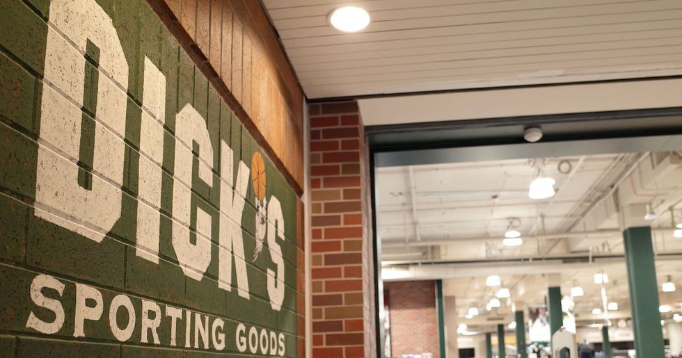 Dick's Sporting Goods Pulls Assault Rifles From Shelves And Wants Them Banned Altogether
