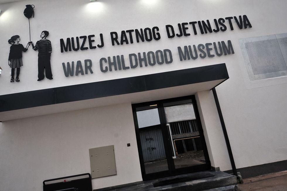 The War Childhood Museum SharesStories Of Kids Growing Up Under Seige