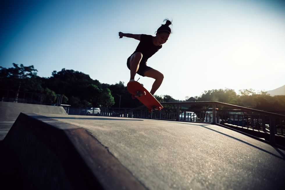 How Skateboarding Flipped Its White Male Image