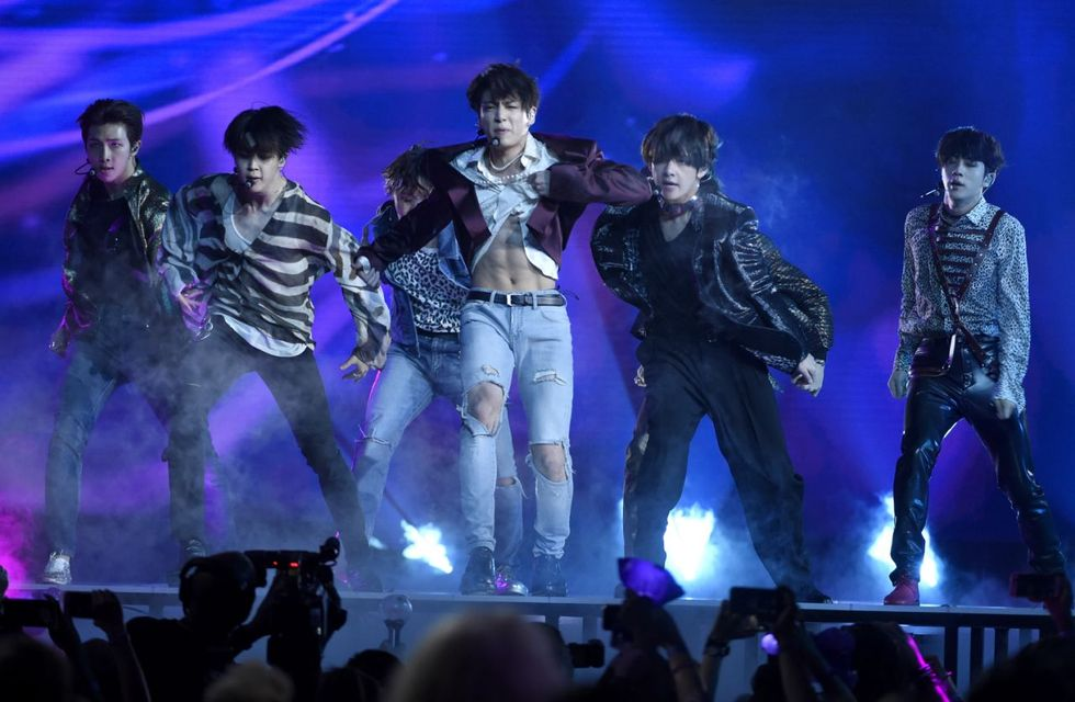 How Korean Boy Band BTS Toppled Asian Stereotypes – And Took America By Storm