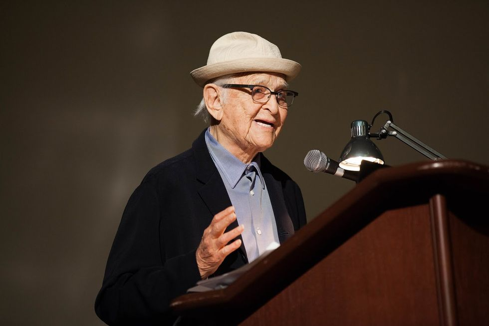 Norman Lear's Daughter Shares How Her Prolific Father Kept Creativity'All In The Family'