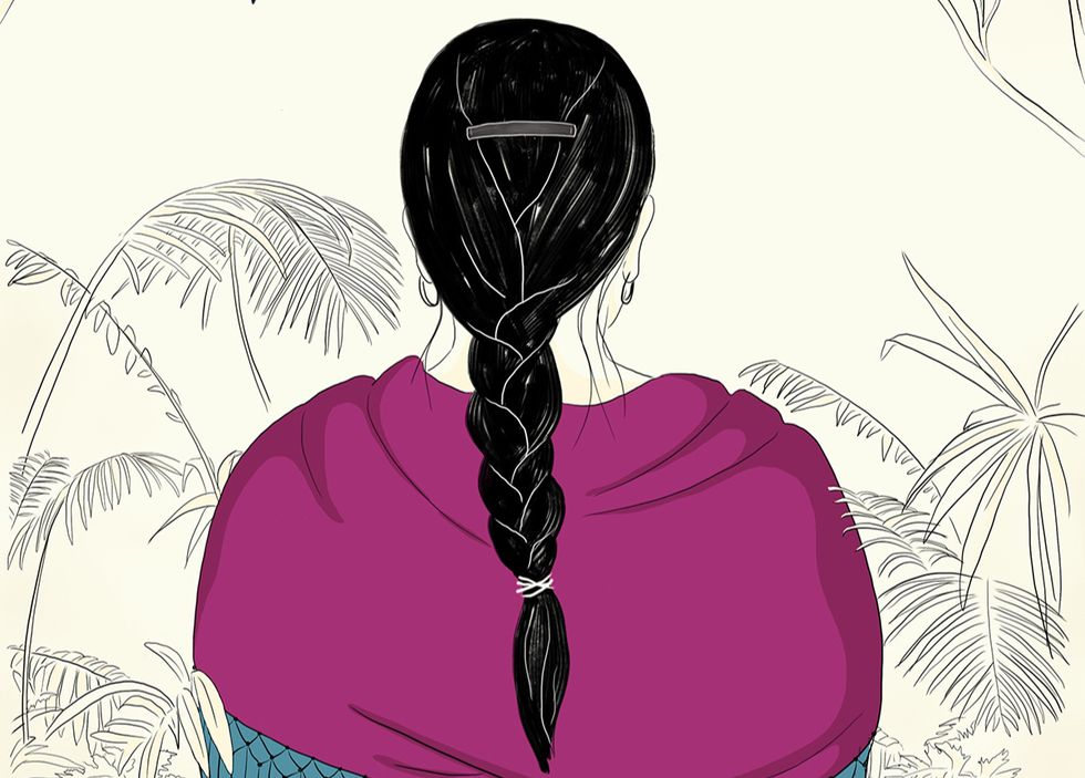 These Beautiful Illustrations Pay Tribute To The Victims Of Femicide