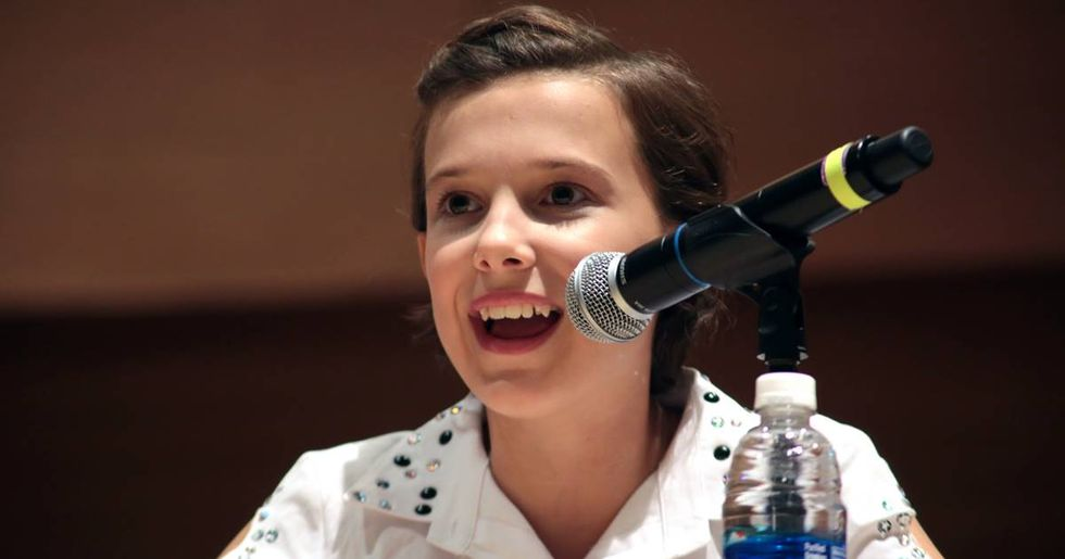 After Bullies Caused Her To Quit Twitter, Millie Bobby Brown Speaks Out Against Online Harassment