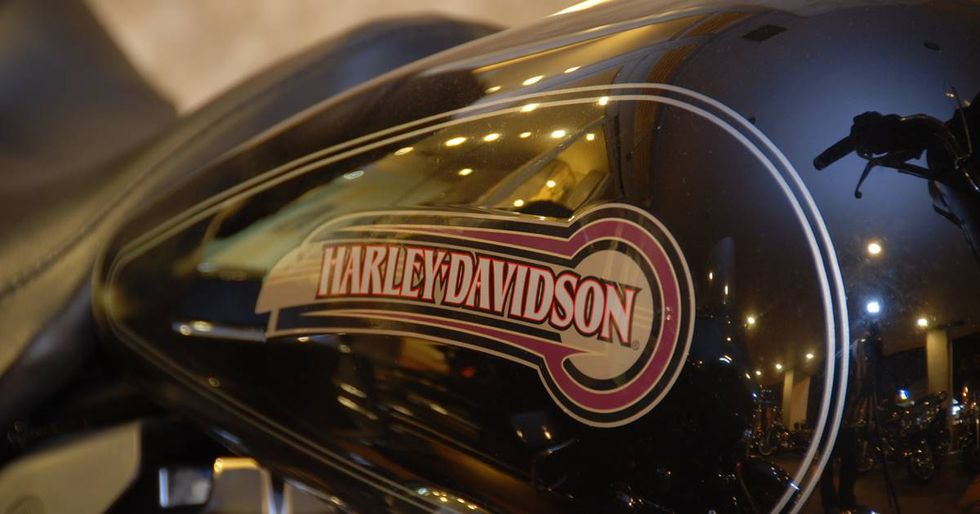 Harley-Davidson Is The First Major Casualty In Trump's' Trade War