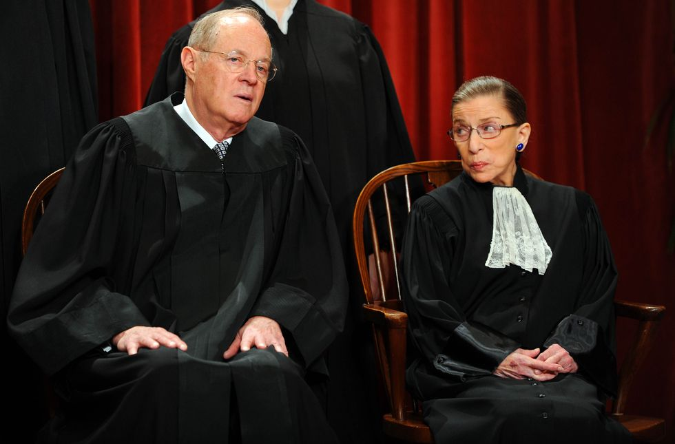 Justice Kennedy's Retirement Hands More Supreme Court Power To Conservatives