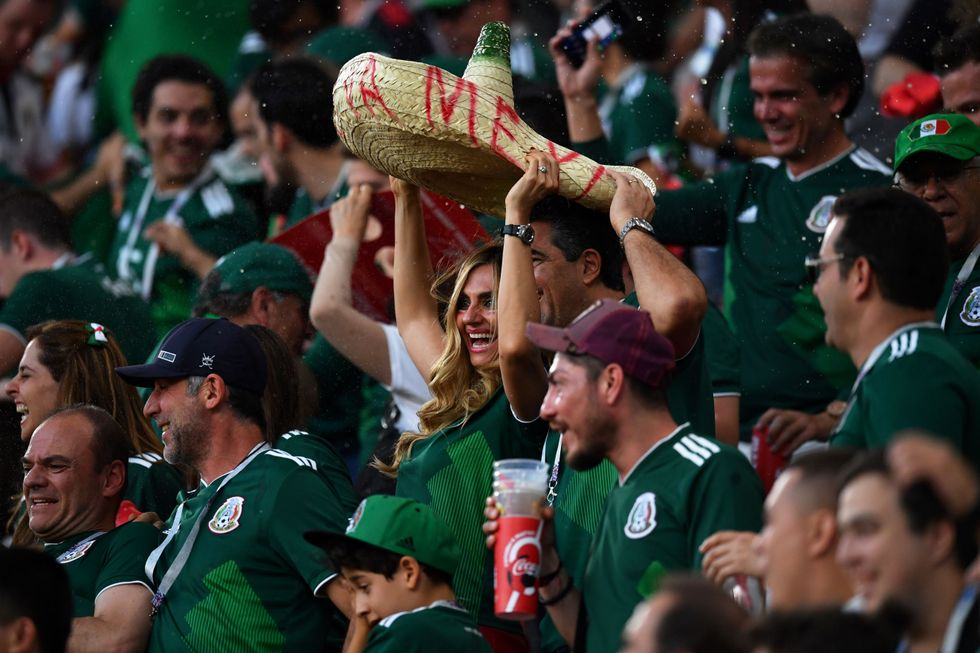 Who Is A Fan Of The World Cup? The Answer Might Surprise You.