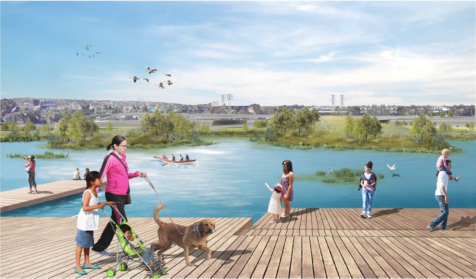 Can The L.A. River Be Restored Without Causing Gentrification?