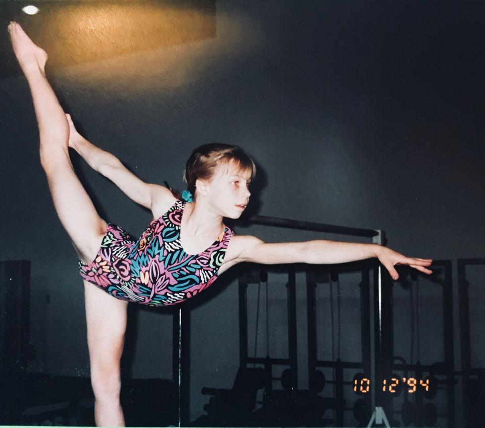 Dear Gymnastics: I Still Love You